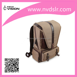 Fashion High Quality Imported 1000D Nylon Waterproof Camera Tripod Backpack for Travel