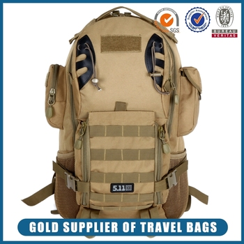 alibaba china Durable promotional single strap backpack military