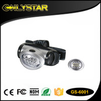 hot sale high quality outdoor camping led head light