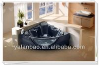 Massage spa bathtub hot tub spa surf jet for sale acrylic tube G657