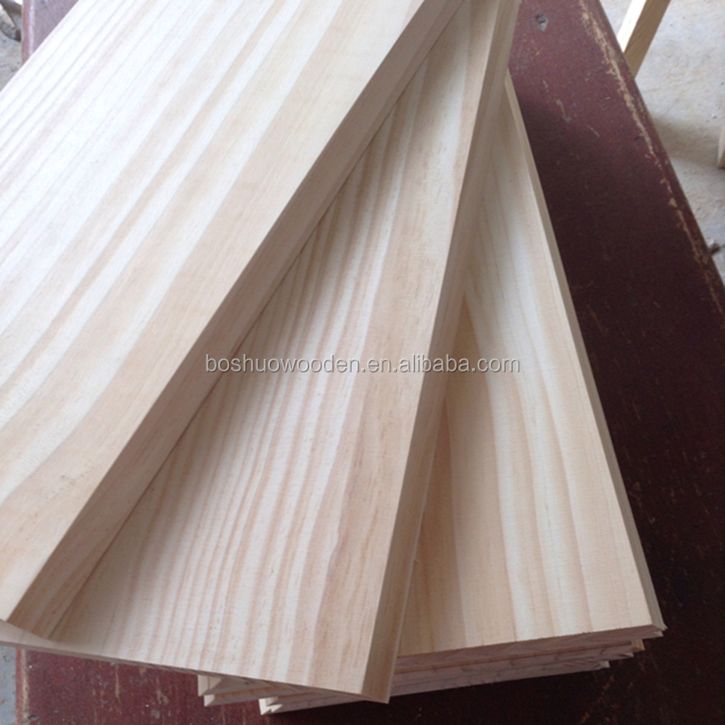 New Zealand pine wood /solid wood board for furniture