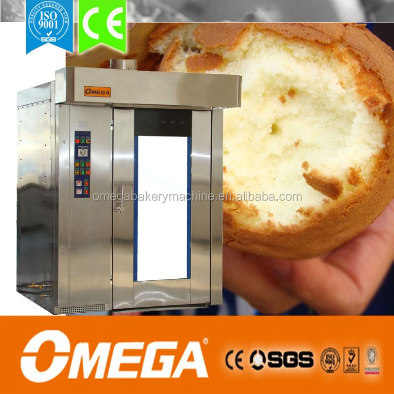 Industrial Bread Making Machine,electricity/diesel oil/gas Oven,Rotary Rack/arabic bread oven(manufacturer CE&ISO 9001)