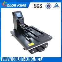Auplex LCD Slide out t-shirt dye sublimation heat press machinery tile flated heat press machine