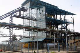 Cooking oil plant