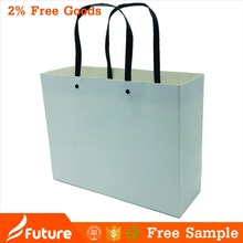 Wholesale Cheap brown kraft paper bag shopping bag