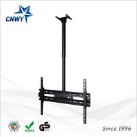 universal mechanical tv lift swivel stand available for India Market