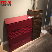Morrocan Living room Bedroom drawer furniture cabinet of storage container mdf furniture malaysia