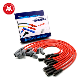 Wholesale High Voltage Auto Spare Parts Silicone Ignition Cable