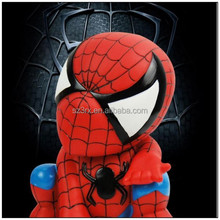 custom coin bank,Spiderman coin bank money box,coin factory bank