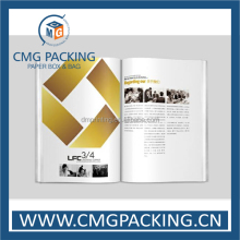 Full Color Offset Printing Sample Instruction Manual