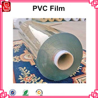 0.25MM PVC Crystal Film Flexible PVC Sheet In Rolls