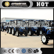 Low price 4WD 25HP Foton 254 tractor function uses four wheel tractor