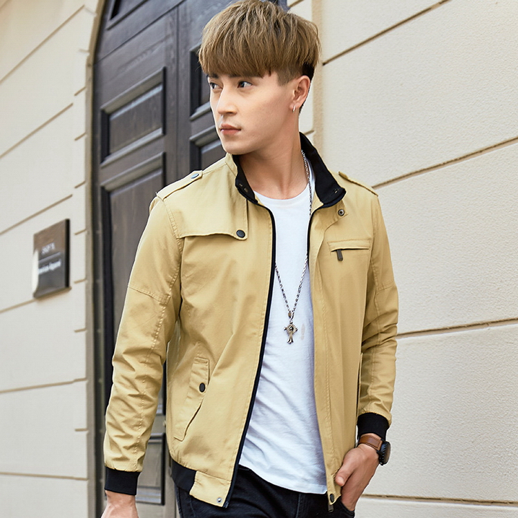 JS 04 Expert Salesmen Vivid In Style Made In Nanjing China Promotion men wax coat 1821A
