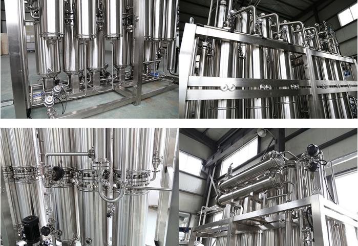 Distilled Water Machine Equipment