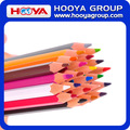 wholesale custom cheap chinese hexagonal color pencil
