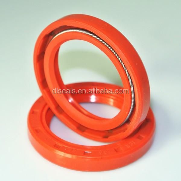 High quality and low price doule lips silicone TC oil seals