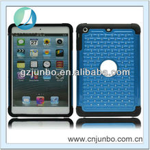 glossy combo bling diamond case for ipad mini