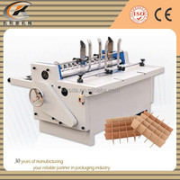 corrugated cardboard partition Slotter Machine