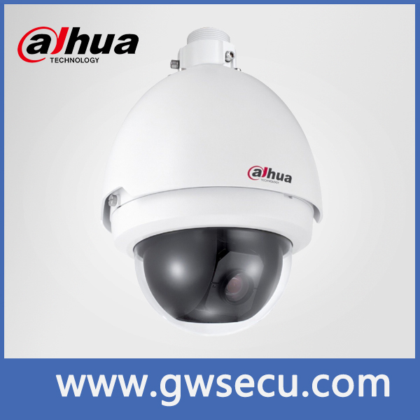 New Technology Waterproof Auto-Tracking 2.0mp IP PTZ Dome Camera support 64GB SD Card, Onvif profile S, Dahua SD65220-HNI