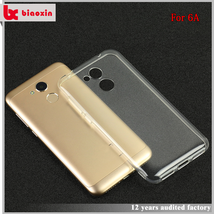 China factory wholesale supply directly TPU smart mobile phone case cover for H6A
