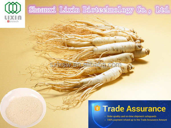 100% nature organic best selling increase blood volume ginseng extract