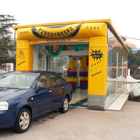 Automatic CE certificate car wash equipment prices IT566