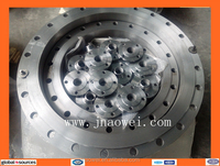 ASME B16.5 Forged Steel Slip On SO Plate Flanges Class 150 to 2500 lbs with professional manufacturer