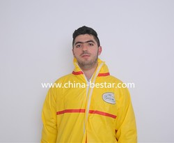 Brand new nonwoven workwear safety nonwoven disposable coverall