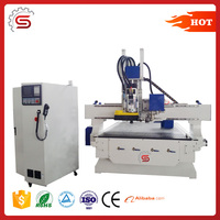 cnc turning machine STR1325S-ATC cnc wood for sale