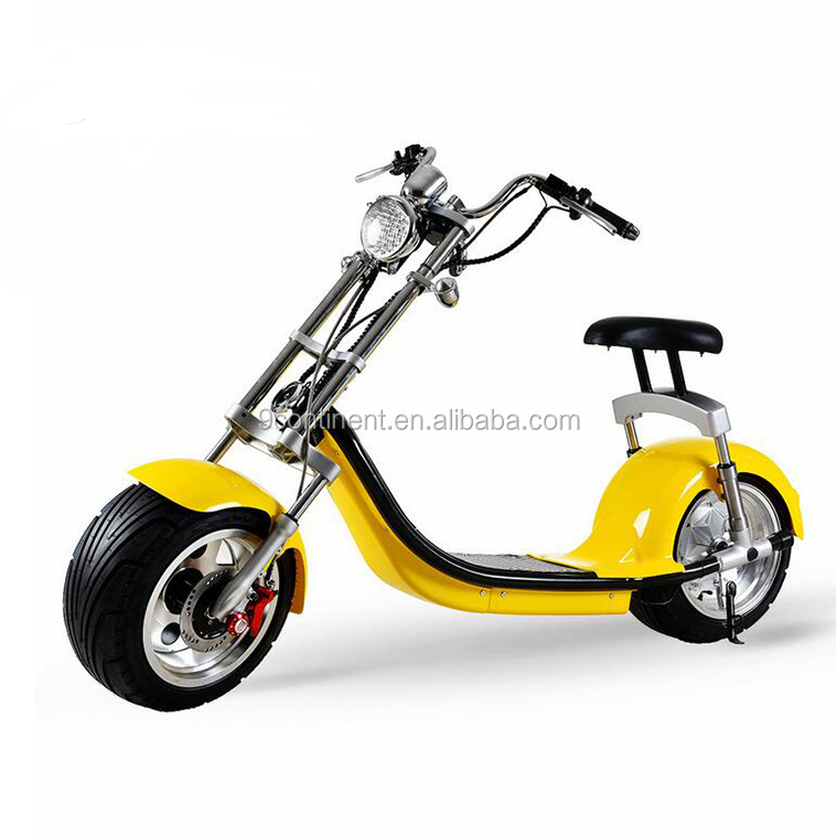 cheap 1000W Electric Motorcycle For Adult Battery-operated Electric