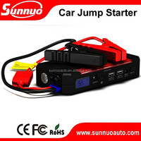 21000Mah Multi-Functional Car Jump Starter SUNNUO mini Jump Starter 12v car jumpstart kits