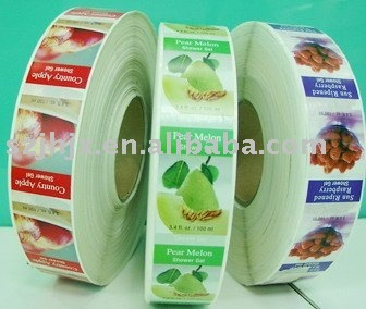 adhesive PET labels made in shenzhen