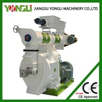 CE approved high quality automatic fertilizer pelletizer machine