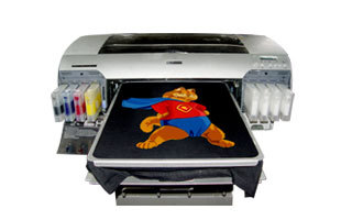 digital t-shirt printing machine a3 dtg printer for t-shirt A2