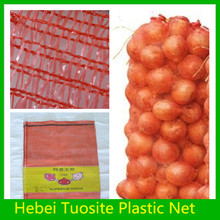 pp/pe packing mesh bag for vegetable (Hebei Tuosite Plastic Net)