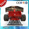 2015 Popular real driving feeling&attractive simulator arcade racing car game machine with servo motor