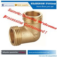 klikkon long standing durability t connector pipe elbow cover with broad market