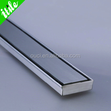 high quality long floor drain,shower drain channel