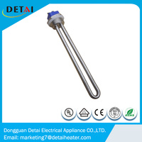 24v 900w Poretable Eletric Immersion Water Heater With Flange