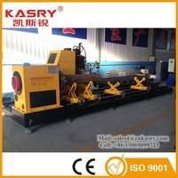China Manufacture KASRY CNC Metal Furniture Pipe Cutting Machine