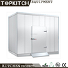 Vegetable And Fruit Fresh Food Customized Size Cold Room