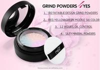 Long lasting waterproof professional loose powder pressed face powder concealer on sale