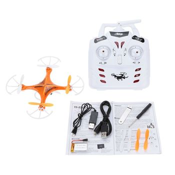 277826-2.4GHz 4CH 6-Axis Gyro RTF RC Quadcopter UFO Drone with Headless Mode and 0.3MP Camera