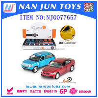 China factory mini metal car toy for sale