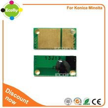 Super quality promotional reset chip for minolta 4650en