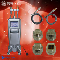 ce approved wrinkle removal/skin whitening micro needle fractional rf machine