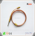 Gas oven spare parts universal repaire copper thermocouple RBJND-B-1