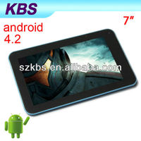 Dual-Core 7inch Android 4.4 Touch Screen Tablet Pc Laptop