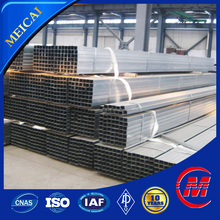 no joint in length galvanized square or rectangular steel pipe