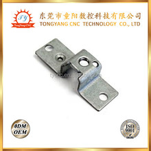 milling anodizing stamping punching aluminum CNC machining parts
